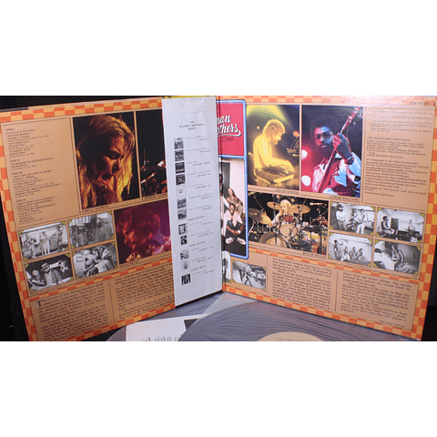 Allman Brothers Band – Wipe The Windows, Check The Oil, Dollar Gas (Ed Japón)