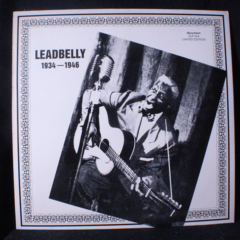 Leadbelly – 1934-1946