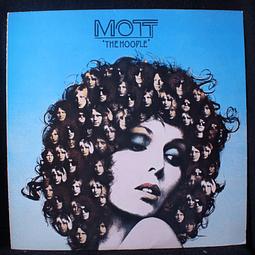 ¡OFERTA! Mott The Hoople – The Hoople (Ed Japón) de 27500 por 22000