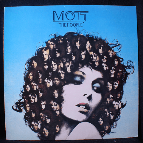 Mott The Hoople ‎– The Hoople (Ed Japón)