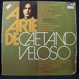 OFERTA Caetano Veloso – A Arte De de 26.500 por 21.000