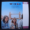 Paul McCartney Wings (Beatles) = ポール・マッカートニー&ウイングス* ‎– London Town