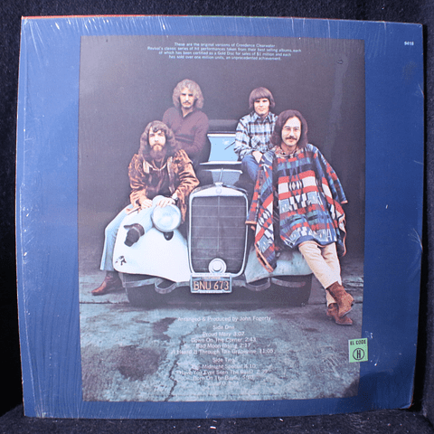 Creedence Clearwater Revival ‎– Creedence Gold