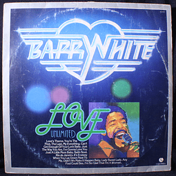Barry White ‎– The Best Of