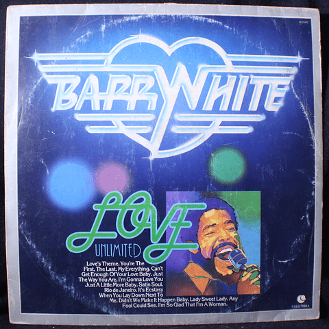 Barry White – The Best Of