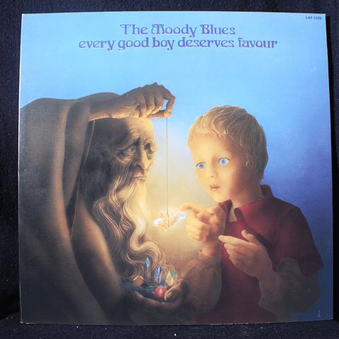 Moody Blues – Every Good Boy Deserves Favour (Ed Japón)