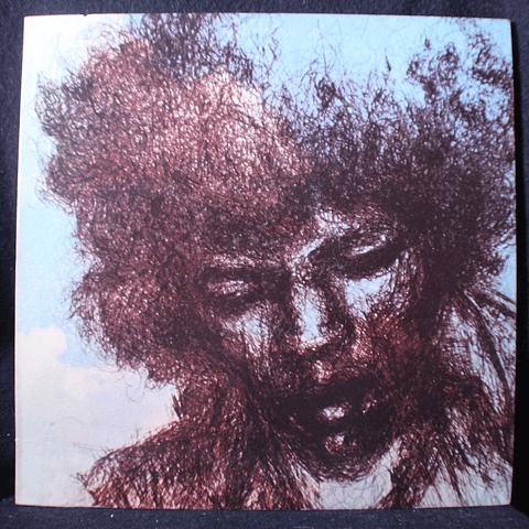 Jimi Hendrix – The Cry Of Love (1a Ed USA)