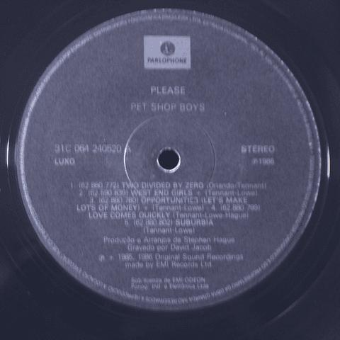 Pet Shop Boys – Please