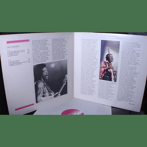 Jimi Hendrix - La Grande Storia del Rock