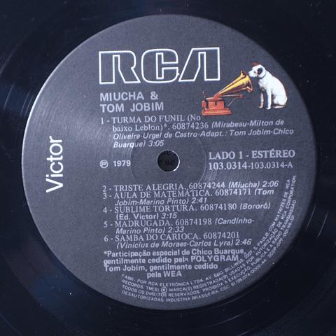 Miucha & Tom Jobim '79