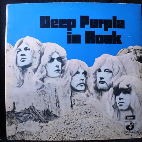 Deep Purple – Deep Purple In Rock