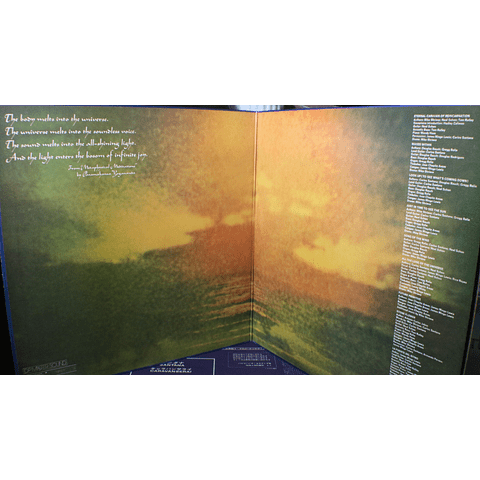 Santana – Caravanserai (1a Ed Japon)