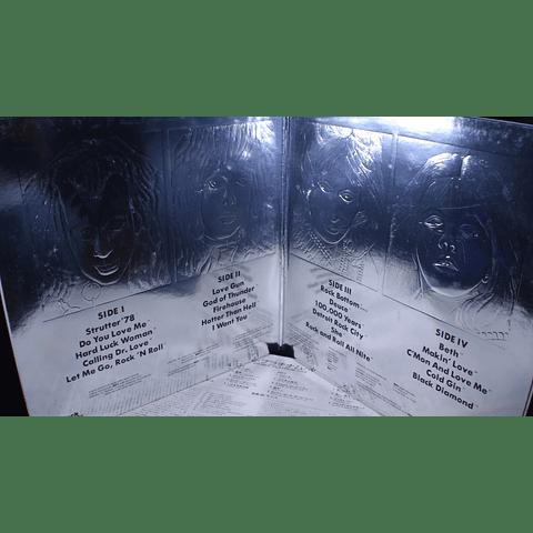 Kiss – Double Platinum (1a Ed Japon)