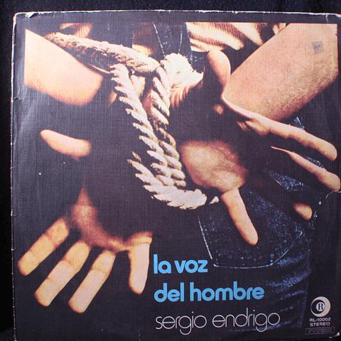 Sergio Endrigo – La Voz Del Hombre
