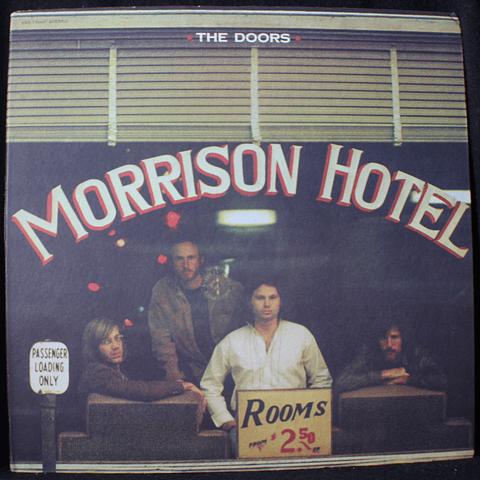 Doors – Morrison Hotel (Ed USA '75)