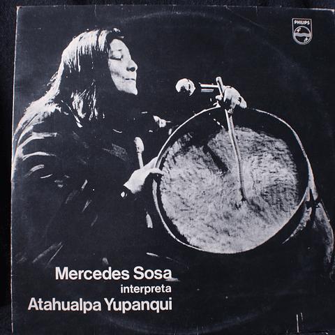 Mercedes Sosa Interpreta Atahualpa Yupanqui