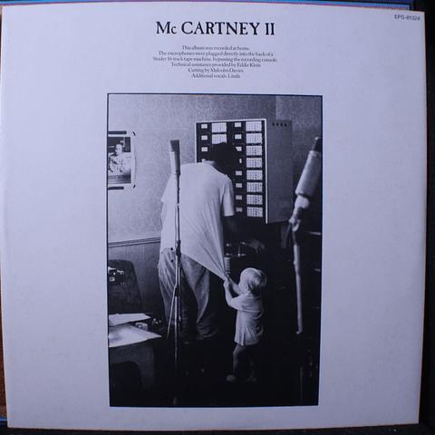 Paul McCartney (Beatles) – McCartney II