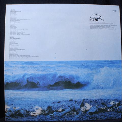 Mike Oldfield – Tubular Bells (1a Ed UK)
