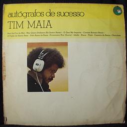 Tim Maia – Autógrafos De Sucesso