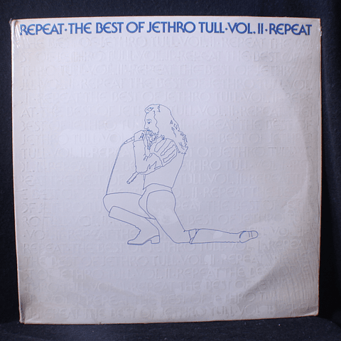 Jethro Tull – Repeat - The Best Of Vol. II (USA)
