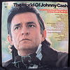 Johnny Cash ‎– The World Of