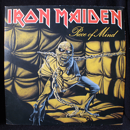 Iron Maiden – Piece Of Mind