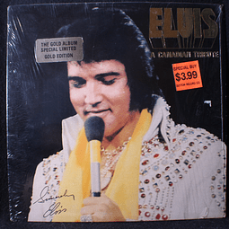Elvis Presley ‎– A Canadian Tribute