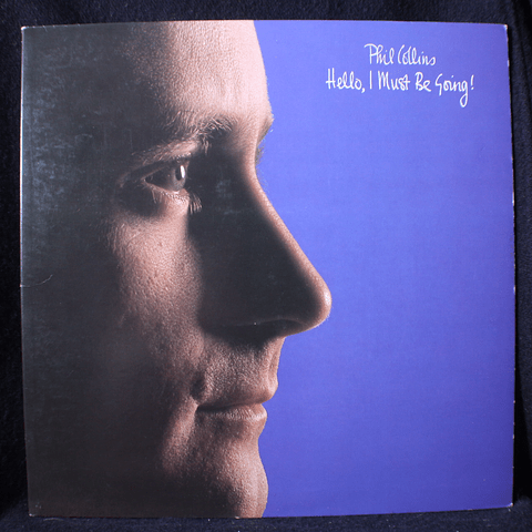 Phil Collins ‎– Hello, I Must Be Going! (1a Ed USA)