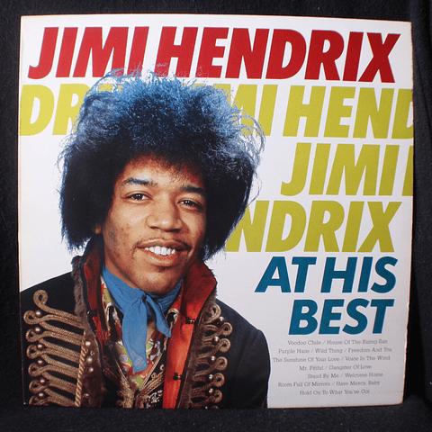 Jimi Hendrix – At His Best