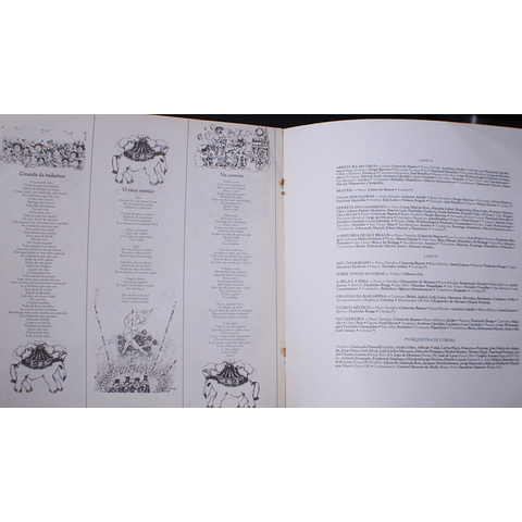 Chico Buarque & Edu Lobo – O Grande Circo Místico