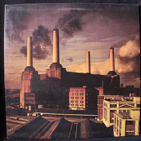Pink Floyd – Animals (Ed USA)