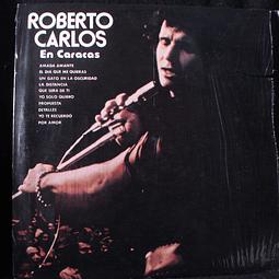 Roberto Carlos En Caracas (En Español)