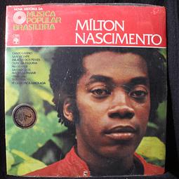 Milton Nascimento - Nova História Da MPB (Sellado de época)