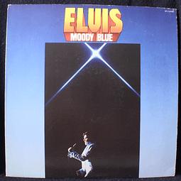 Elvis Presley – Moody Blue (Azul 1a Ed USA)