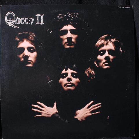 Queen II (Ed Japón)