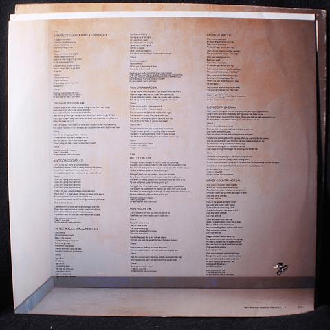 Eric Clapton – Money And Cigarettes (1 Ed USA)
