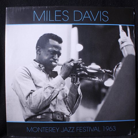 Miles Davis Quintet – Live At The 1963 Monterey Jazz Festival