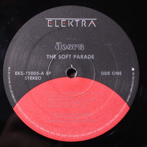 Doors – The Soft Parade (Ed USA 80s)