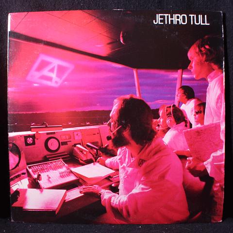 Jethro Tull – A (1a Ed USA)