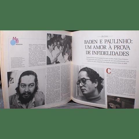 Baden Powell & Paulo César Pinheiro - História Da Música Popular Brasileira