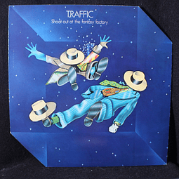 Traffic – Shoot Out At The Fantasy Factory (Ed UK 70s0