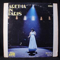 Aretha Franklin – Aretha In Paris (1a Ed USA)