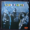 Taste (Rory Gallagher) – Live Taste (Ed Francia '71)