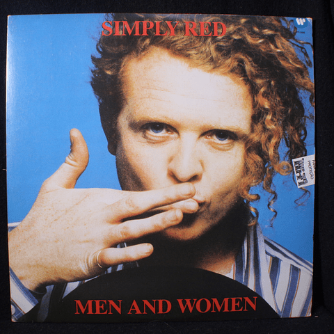 Simply Red ‎– Men And Women (orig. '87)