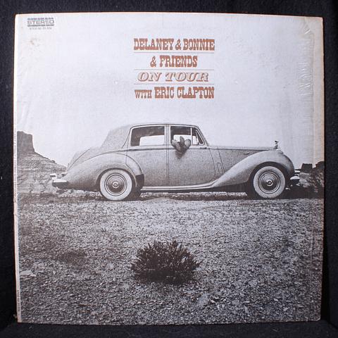 Eric Clapton Delaney & Bonnie & Friends with Eric Clapton – On Tour (1a Ed USA)