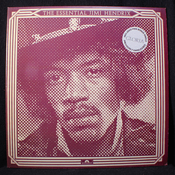 Jimi Hendrix ‎– The Essential Jimi Hendrix (Ed UK)