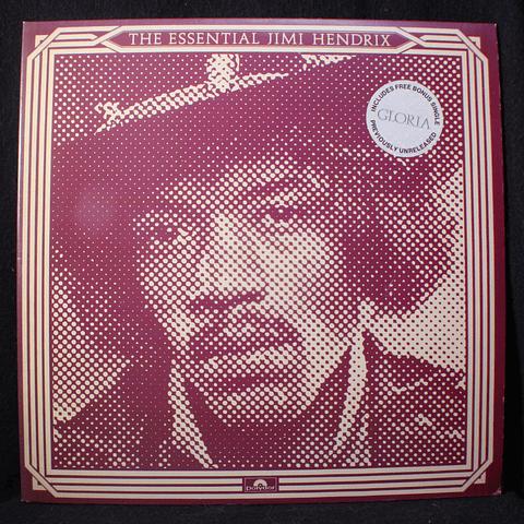Jimi Hendrix – The Essential Jimi Hendrix (Ed UK)