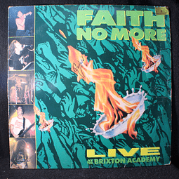 Faith No More Live at the Brixton