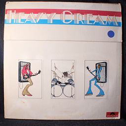 Cream (Clapton)‎ – Heavy Cream (Ed USA)