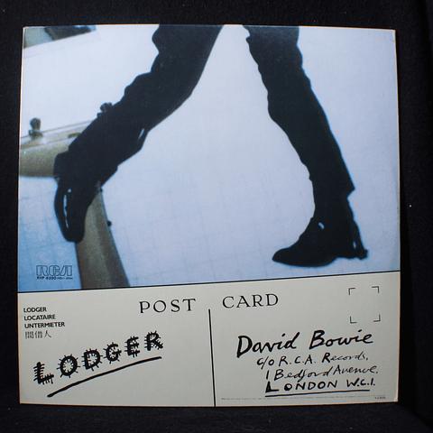 David Bowie – Lodger (Ed Japón)